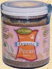Artisana Pecan Butter Organic Raw 8 oz