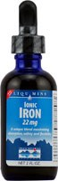Trace Minerals Research Ionic Iron, 1.42 oz.