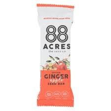 88 Acres Apple Ginger Bars, 1.6 oz.