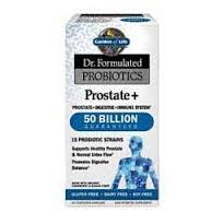 Garden of Life Dr. Formulated Probiotics Prostate+, 60 vegetarian capsules