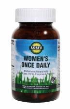 Lori's Food Rich Women's Multi 90 vegetarian tablets