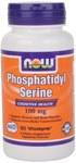 NOW Phosphatidyl Serine 60 VeggieCaps