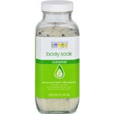 Aura Cacia Body Soak Cleanse, 18.5 oz.