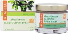 Alaffia Unscented Blissful Baby Balm Shea Butter, 2oz..