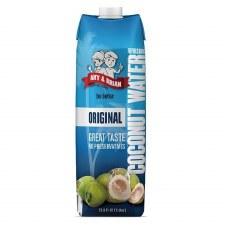 Amy & Brian Coconut Water, 33.8 oz.