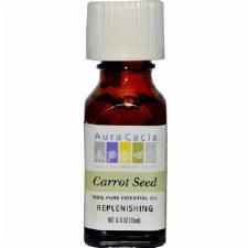 Aura Cacia Carrot Seed Essential Oil Blend .5 fl oz
