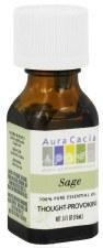 Aura Cacia Clary Sage Essential Oil .5 fl oz