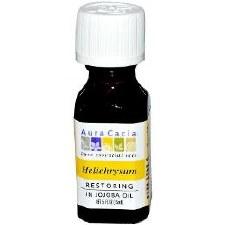 Aura Cacia Helichrysum in Jojoba Essential Oil .5 fl oz
