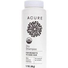 Acure Dry Shampoo for Dark Hair, 1.7 oz.