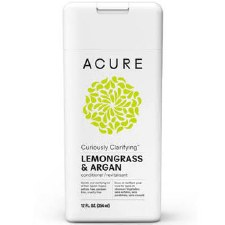 Acure Lemongrass & Argan Conditioner, 12 oz.