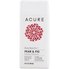 Acure Pear & Fig Shampoo, 12 oz.