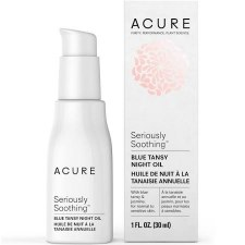 Acure Seriously Soothing Night Oil, 1 oz.