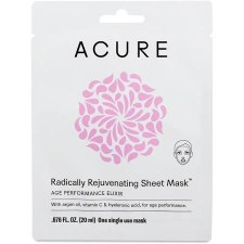 Acure Radically Rejuvenating Sheet Mask, .67 oz.