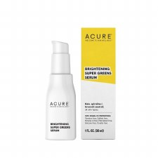 Acure Brightening Super Greens Serum, 1 oz.