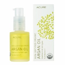 Acure Facial Argan Oil, 1 oz.