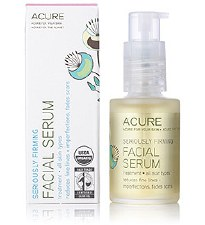 Acure Seriously Firming Facial Serum 1oz
