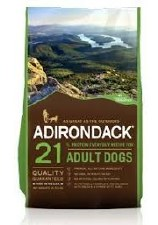 Adirondack 21% Protein for Adult Dogs, 5 lb.
