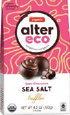 Alter Ego Sea Salt Truffles, 3 count