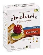 Absolutely Gluten Free Original Flatbread, 5.3 oz.