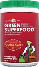 Amazing Grass Goji & Acai Berry Infusion Green Superfood, 17 oz.