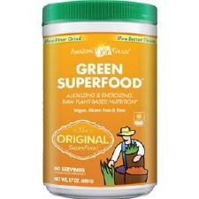 Amazing Grass Original Green Superfood, 17 oz.