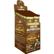 Amazing Grass Chocolate Green Superfood, 15 single serving packets