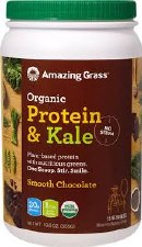 Amazing Grass Chocolate Protein & Kale Nutrition Shake, 19.6 oz.