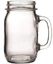 Anchor Hocking Company 16 Ounce Canning Jar Mug