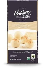 Artisan Kettle White Chocolate Baking Bar, 4 oz.
