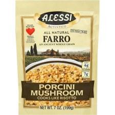 Alessi Farro with Porcini, 7 oz.