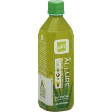 Alo Allure Mangosteen & Mango Drink, 16.9 oz.