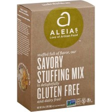 Aleia's GF Savory Stuffing Mix, 10 oz.