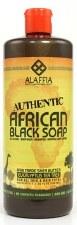 Alaffia African Black Soap Eucalyptus 32oz