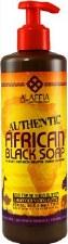 Alaffia African Black Soap Lavender Ylang Ylang 16oz