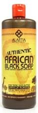 Alaffia African Black Soap Vanilla Almond 32oz