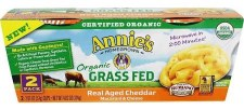Annie's Homegrown Aged Cheddar Mac & Cheese, 2 pk.