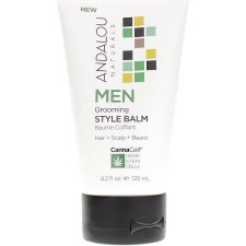 Andalou CannaCell Men Grooming Style Balm, 4.2 oz.
