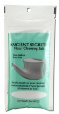Ancient Secrets Nasal Cleansing Salt, 8 oz.