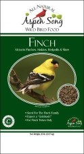 Aspen Song Finch Wild Bird Food, 20 lb.