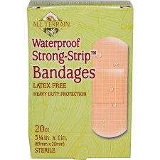 All Terrain Waterproof Bandages 20ct