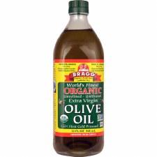 Bragg Organic Extra Virgin Olive Oil, 32 oz.