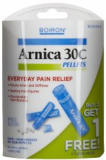 Boiron Arnica Montana 30c, 3 pack of 80 pellets each