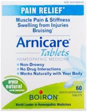 Boiron Arnicare Tablets, 60 tablets