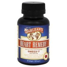 Barlean's Heart Remedy, 30 soft gels