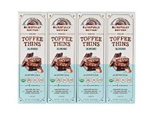 Blissfully Better Organic Almond Toffee Thins, 1.6 oz.