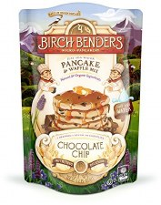 Birch Benders Chocolate Chip Pancake & Waffle Mix, 16 oz.