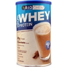 Bio Chem Chocolate Flavor 100% Whey Protein, 15.4 oz.