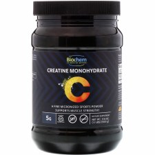 Bio Chem Creatine Monohydrate, 17.6 oz.