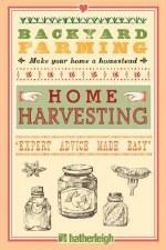 Backyard Farming Harvesting, Kim Pezza