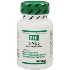 BHI Sinus, 100 tablets
